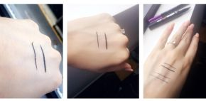 Eyeliner Swatches