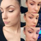 How to Winged Eye Liner steps